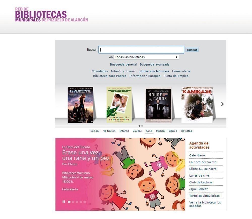 Pozuelo in biblioteca al alcance de un click - Libreria pozuelo ...